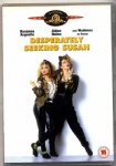 DESPERATELY SEEKING SUSAN - UK & EUROPEAN DVD FILM
